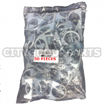 50 EXHAUST FITTING 60MM EXHAUST U-CLAMP WORKSHOP BAG 50 60 MM EMC060